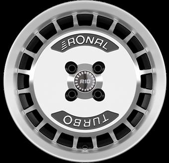 7,0X15 RONAL R10 TURBO 4/100 ET28 CH68