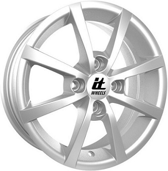 6,5X16 IT WHEELS ALISIA 4/100   ET40 CH63,3