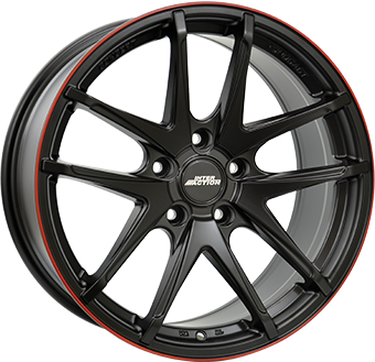 7,0X16 IA RED HOT 4/108   ET25 CH65,1