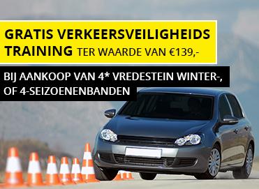 Profiteer nu ontvang een verkeersveiligheidstraining