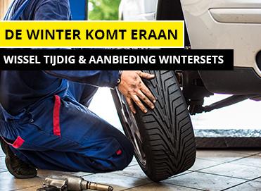 Ga goed voorbereid de winter in!