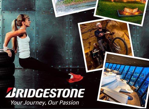 Bridgestone, geniet van een onvergetelijke belevenis