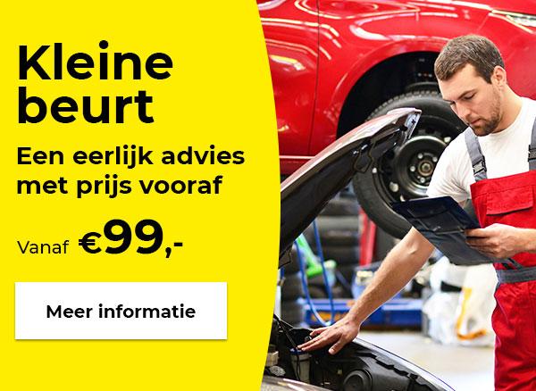 Laat uw auto controleren!