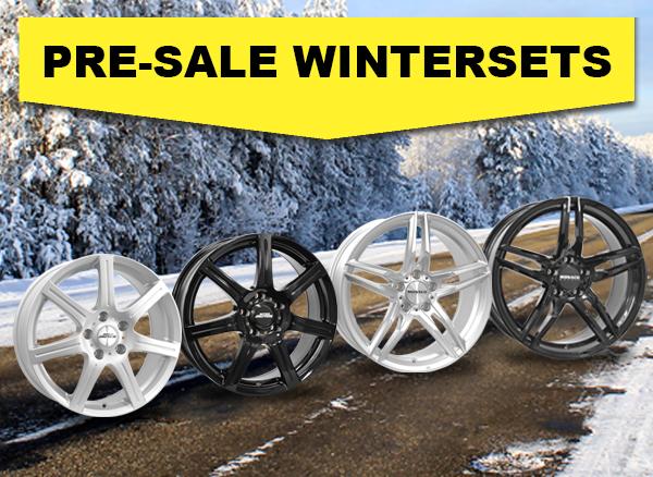 Pre-Sale wintersets actie bij Autostop!